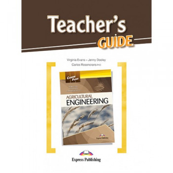 Книга для учителя Career Paths: Agricultural Engineering Teacher's Guide