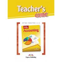 Книга для учителя Career Paths: Accounting Teacher's Guide