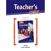 Книга для учителя Career Paths: Banking Teacher's Guide