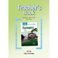 Книга для учителя Career Paths: Natural Resources I Forestry Teacher's Book
