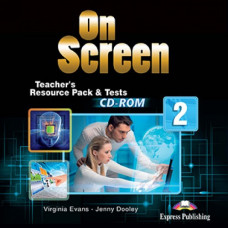 Диск On Screen 2 Teacher's Resource Pack CD-ROM