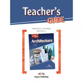 Книга для учителя Career Paths: Architecture Teacher's Guide