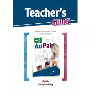 Книга для учителя Career Paths: Au Pair Teacher's Guide