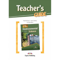 Книга для учителя Career Paths: Environmental Science Teacher's Guide