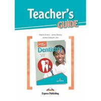Книга для учителя Career Paths: Dentistry Teacher's Guide