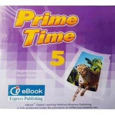 Диск  Prime Time 5 ieBook
