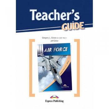 Книга для учителя Career Paths: Air Force Teacher's Guide