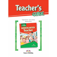 Книга для учителя Career Paths: Kindergarten Teacher Teacher's Guide