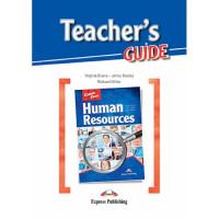Книга для учителя Career Paths: Human Resources Teacher's Guide