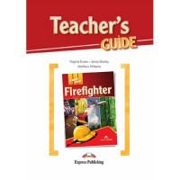 Книга для учителя Career Paths: Firefighters Teacher's Guide