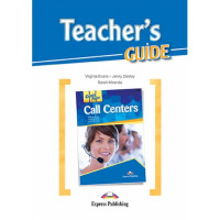 Книга для учителя Career Paths: Call Centers Teacher's Guide