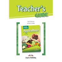Книга для учителя Career Paths: Agriculture Teacher's Guide
