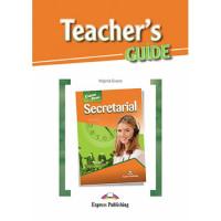 Книга для учителя Career Paths: Secretarial Teacher's Guide