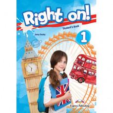 Учебник английского языка Right On! 1 Student's Book