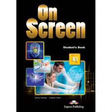 Учебник On Screen B1 Student's Book