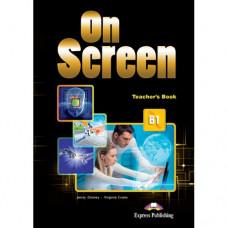 Книга для учителя On Screen B1 Teacher's Book