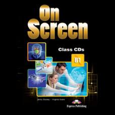 Диск On Screen B1 MP3 CD