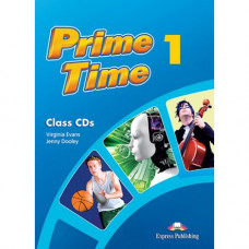 Диск Prime Time 1 Class Audio MP3 CD