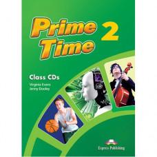 Диск Prime Time 2 Class Audio MP3 CD