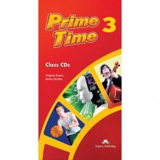 Диск Prime Time 3 Class Audio MP3 CD