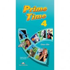 Диск Prime Time 4 Class Audio MP3 CD