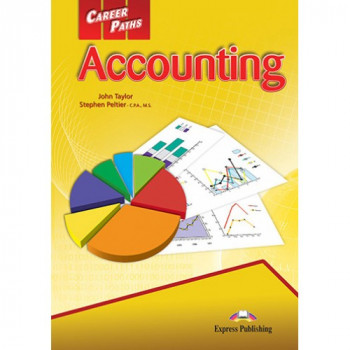 Учебник Career Paths: Accounting Student's Book with online access