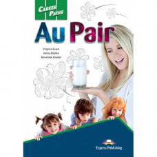 Учебник  Career Paths: Au Pair Student's Book with online access