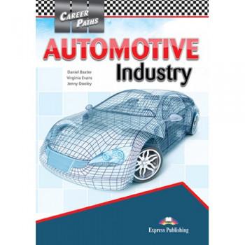 Учебник Career Paths: Automotive Industry Student's Book with Digibooks app