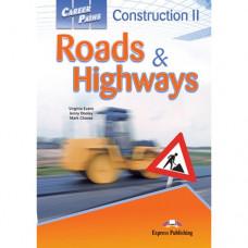 Учебник  Career Paths: Construction II: Roads & Highways Student's Book with online access