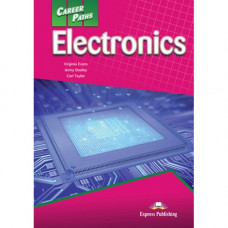Учебник  Career Paths: Electronics Student's Book with online access