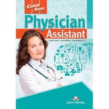 Учебник  Career Paths: Physician Assistant Student's Book
