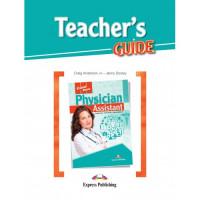 Книга для учителя Career Paths: Physician Assistant Teacher's Guide