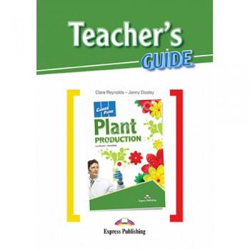 Книга для учителя Career Paths: Plant Production Teacher's Guide