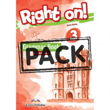 Книга для учителя Right On! 3 Grammar Teacher's Book