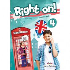 Учебник английского языка Right On! 4 Student's Book