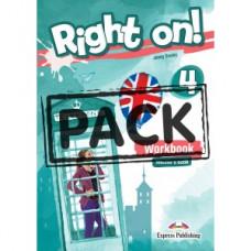 Книга для учителя Right On! 4 Teacher's Workbook