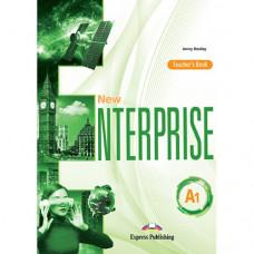 Книга для учителя New Enterprise A1 Teacher's Book