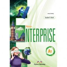 Учебник New Enterprise A1 Student's Book