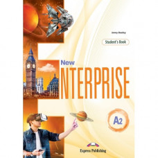 Учебник New Enterprise A2 Student's Book