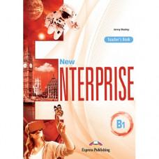 Книга для учителя New Enterprise B1 Teacher's Book