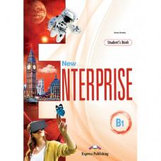 Учебник New Enterprise B1 Student's Book