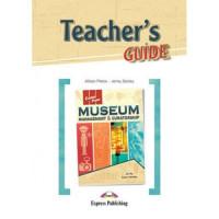 Книга для учителя Career Paths: Museum Management & Curatorship Teacher's Guide