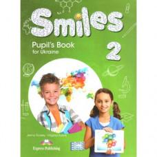 Учебник  Smiles for Ukraine 2 Pupil's Book