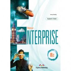 Учебник New Enterprise B2 Student's Book