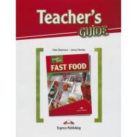 Книга для учителя Career Paths: Fast Food Teacher's Guide