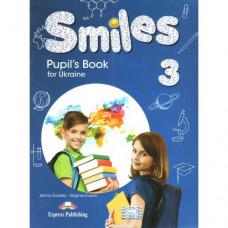 Учебник Smiles for Ukraine 3 Pupil's Book