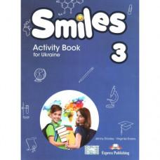 Рабочая тетрадь Smiles for Ukraine 3 Activity Book