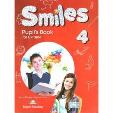 Учебник  Smiles for Ukraine 4 Pupil's Book