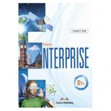 Учебник New Enterprise B1+ Student's Book