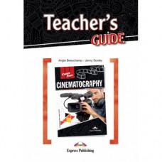 Книга для учителя Career Paths: Cinematography Teacher's Guide